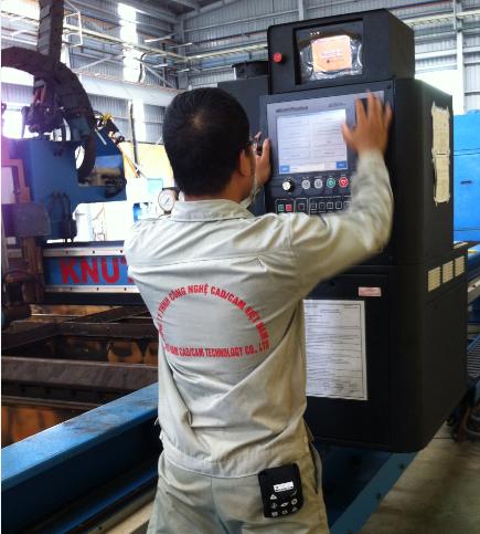 bảo trì máy cắt CNC, bảo dưỡng máy cắt CNC