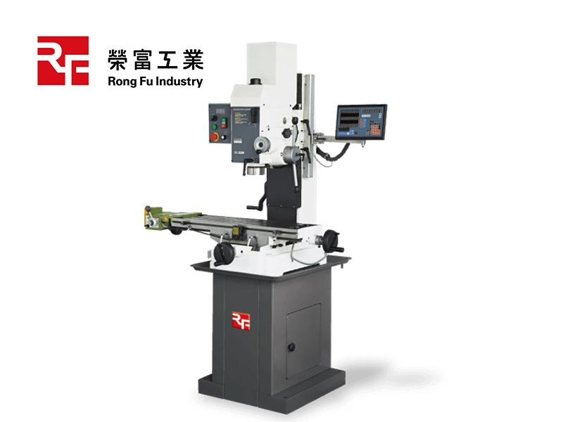 Bench type milling drilling machine