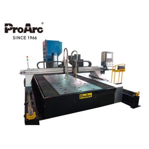 Plate processing machine