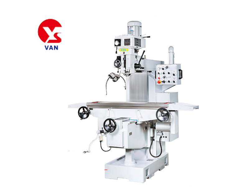 Vertical & Horizontal milling machine.