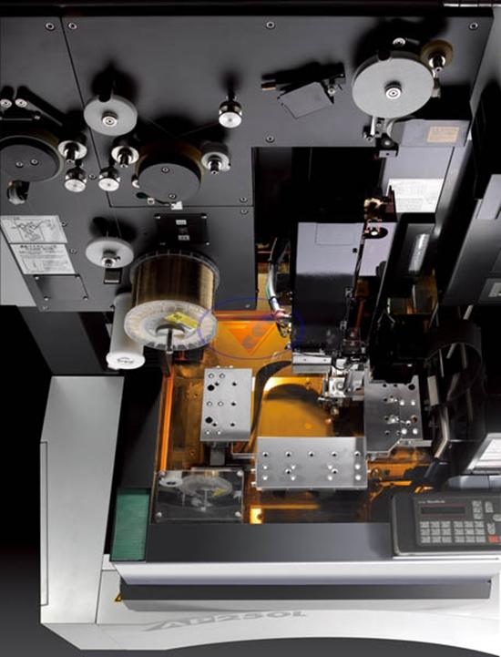 cấu tạo máy cắt dây molipden