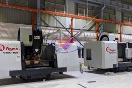 Máy phay CNC Đài Loan trong chế tạo gia công khuân mẫu