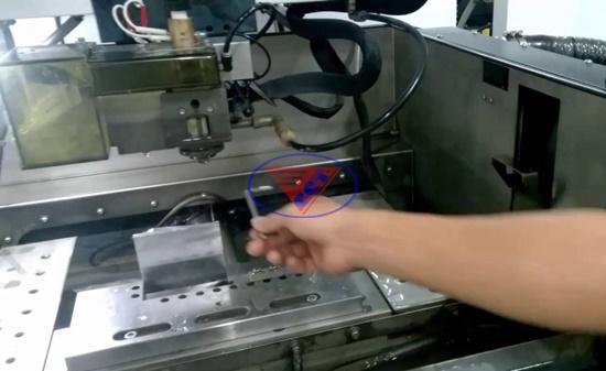 máy cắt đây đồng CNC