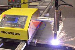 Máy cắt kim loại tấm CNC gồm những loại nào ?