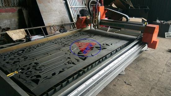 Máy cắt Plasma CNC giá rẻ tại Hà Nội