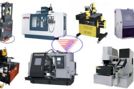 Đơn vị bán máy gia công cơ khí CNC hàng đầu Việt Nam