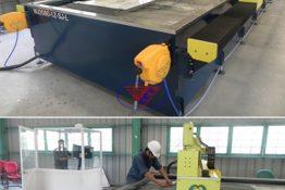 So sánh máy cắt tia và nước máy cắt laser 2 máy cắt kim loại hàng đầu hiện nay