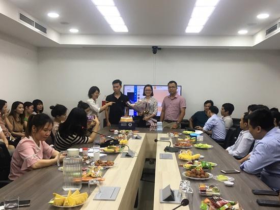 CAD/CAM VIỆT NAM tổ chức sinh nhật quý 2 cho CBNV
