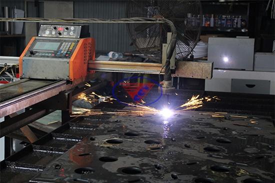 Cấu tạo, nguyên lý hoạt động của máy cắt Plasma CNC