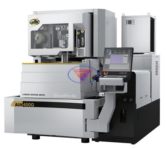 máy cắt dây CNC