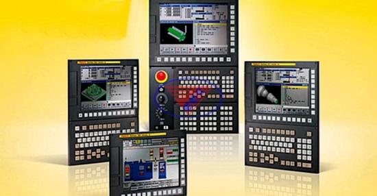 bộ điều khiển máy phay CNC