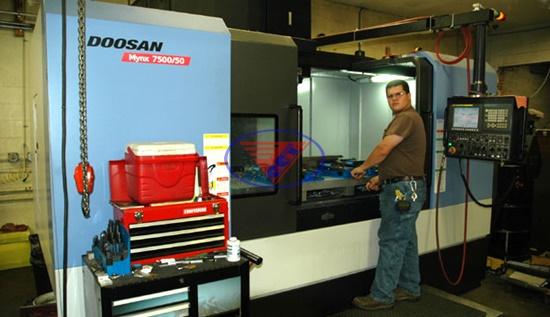 máy tiện CNC 3 trục