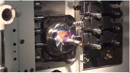 Máy tiện CNC là gì ? Cấu tạo của máy tiện CNC