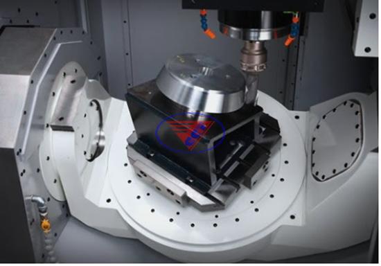 máy phay 4 truc CNC