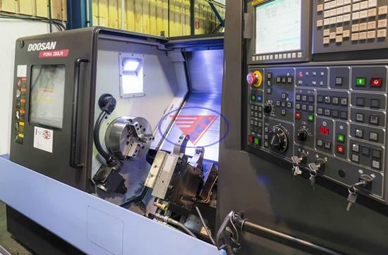 máy tiện CNC 5 trục