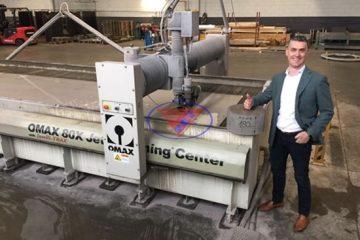 Cung cấp máy cắt tia nước Omax chất lượng cao giá tốt nhất