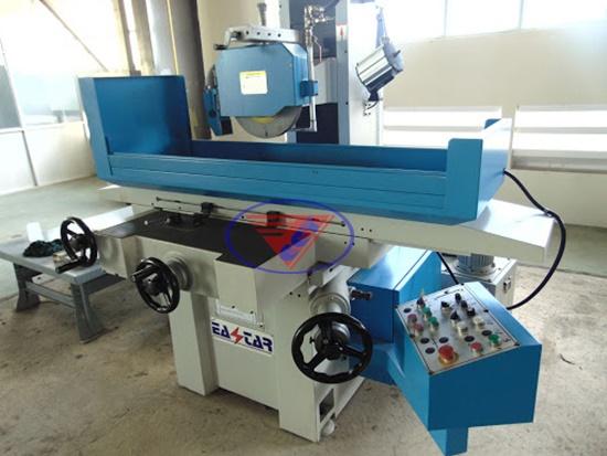 Cách thiết lập một máy mài CNC