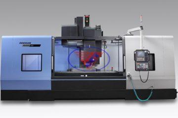 Cấu tạo chính của máy phay CNC