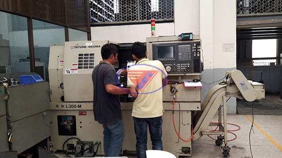 Danh sách các loại máy CNC CAD/CAM VIỆT NAM đã sửa chữa