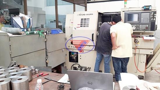 Dịch vụ sửa chữa nâng cấp máy CNC tại Việt Nam