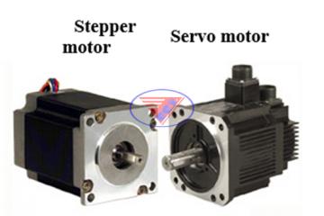 Động cơ bước (STEP) và động cơ SERVO
