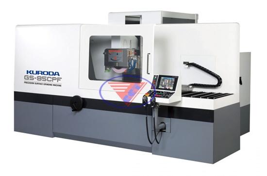 Máy mài CNC là gì ? Cách phân loại