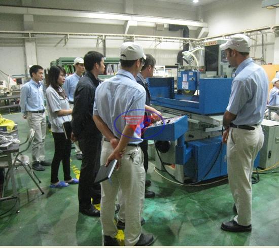 Quy trình bàn giao lắp đặt máy phay CNC