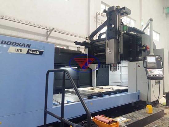 Quy trình bảo dưỡng máy CNC định kỳ