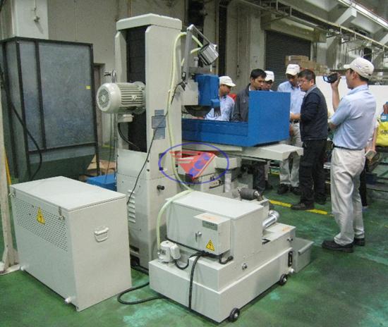 Thi công lắp đặt máy CNC, máy gia công cơ khí