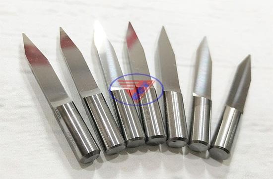 Các loại dao dùng cho máy khắc CNC