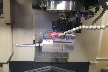Hướng dẫn kiểm tra thay vòng bi trục chính máy phay CNC