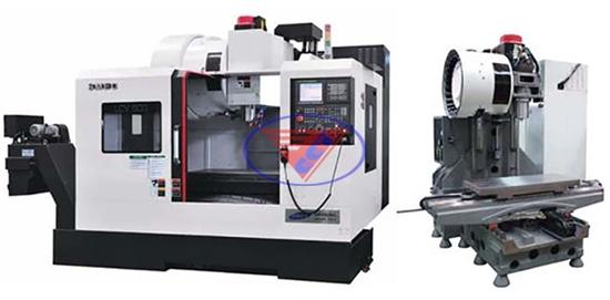 Cấu Tạo Máy Tiện CNC