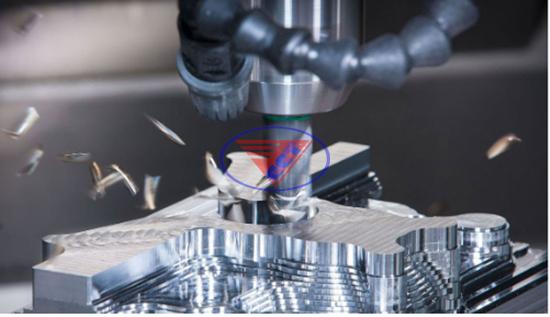 Góc cắt của các loại máy phay CNC hiện nay