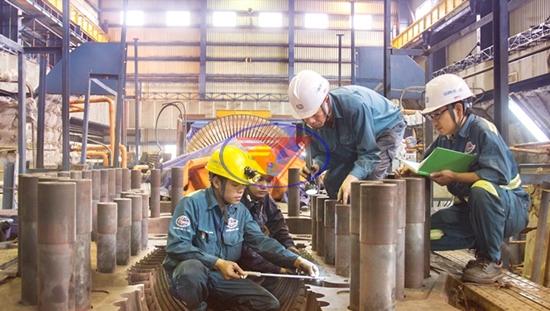 Sản xuất gia công cơ khí