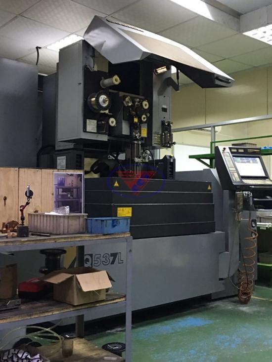 máy cắt dây CNC Sodick