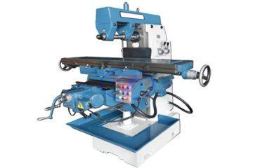 Các loại máy phay cơ khí dùng trong chế tạo máy