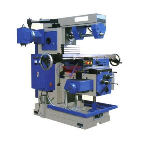 Nguyên lý hoạt động của máy phay ngang CNC