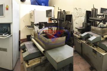 Cung cấp máy cắt dây CNC, EDM cũ của Nhật