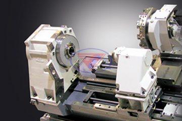 Sơ lược về máy tiện CNC Okuma