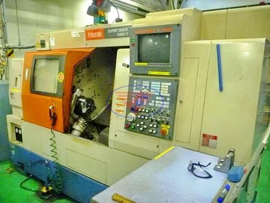Lỗi máy tiện CNC
