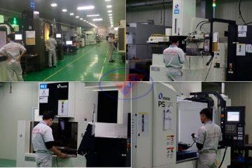 Máy phay CNC makino 3 trục thương hiệu Nhật Bản
