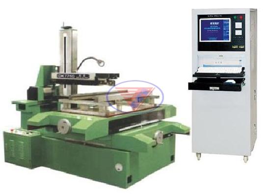 Hướng dẫn sử dụng và linh kiện máy cắt dây CNC