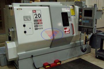 Máy CNC công nghiệp và vai trò trong gia công cơ khí chính xác