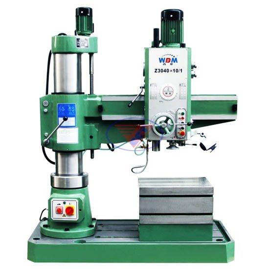 Kỹ thuật khoan lỗ và taro ren bằng Máy khoan cần Đài Loan  Gia-may-khoan-can-1