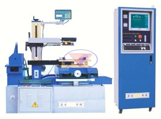 máy cắt dây CNC goldsun