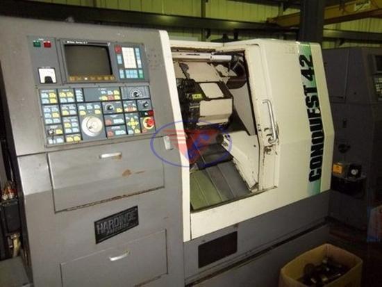 máy CNC cũ