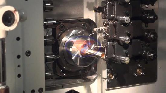 Cách phân loại máy tiện CNC