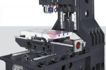 Cấu tạo chính của máy phay CNC 3 trục