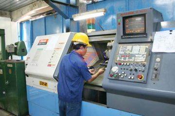 Hướng dẫn vận hành máy tiện CNC