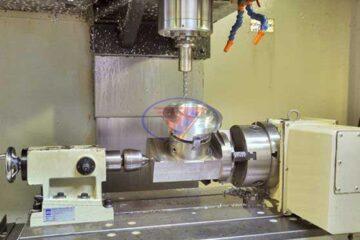 Bán máy phay CNC, địa chỉ bán máy phay CNC 4 trục ở đâu là tốt nhất